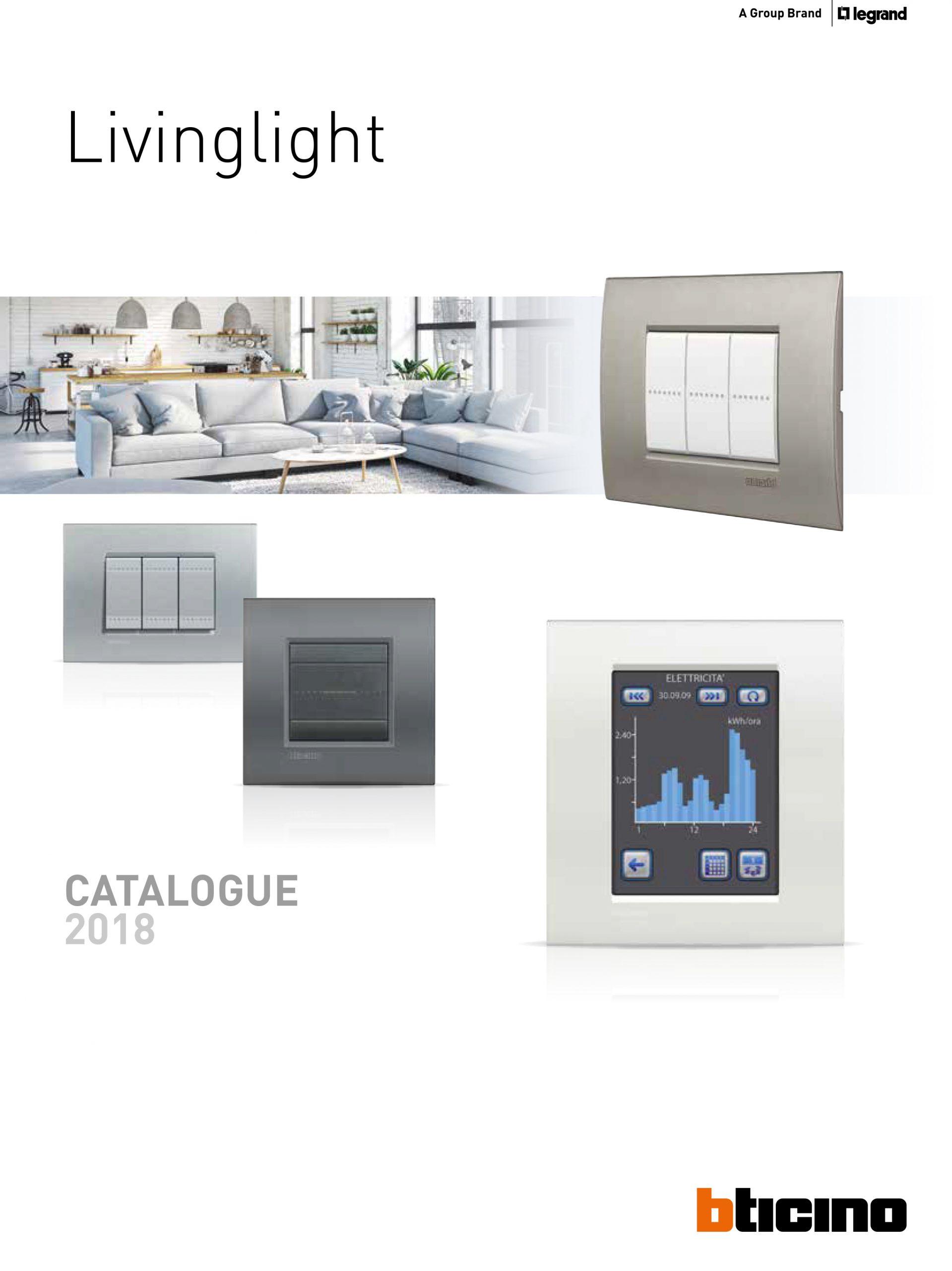 LEGRAND Livinglight_catalogue AD-EXLL18C_GB-1
