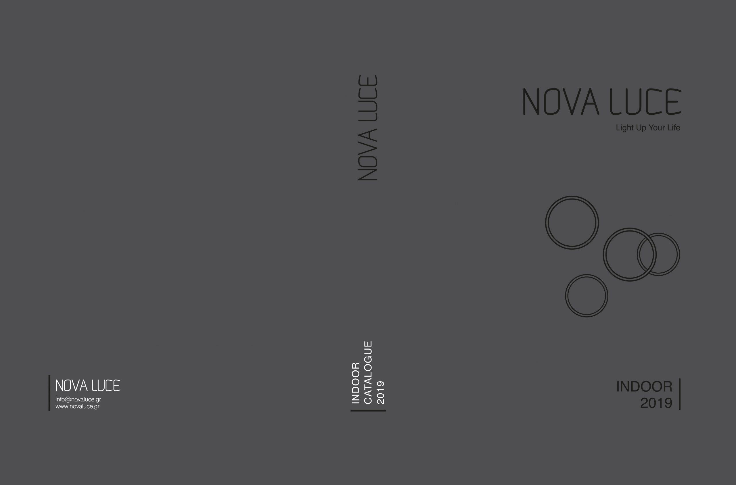 Nova Luce Catalogue 2019-1