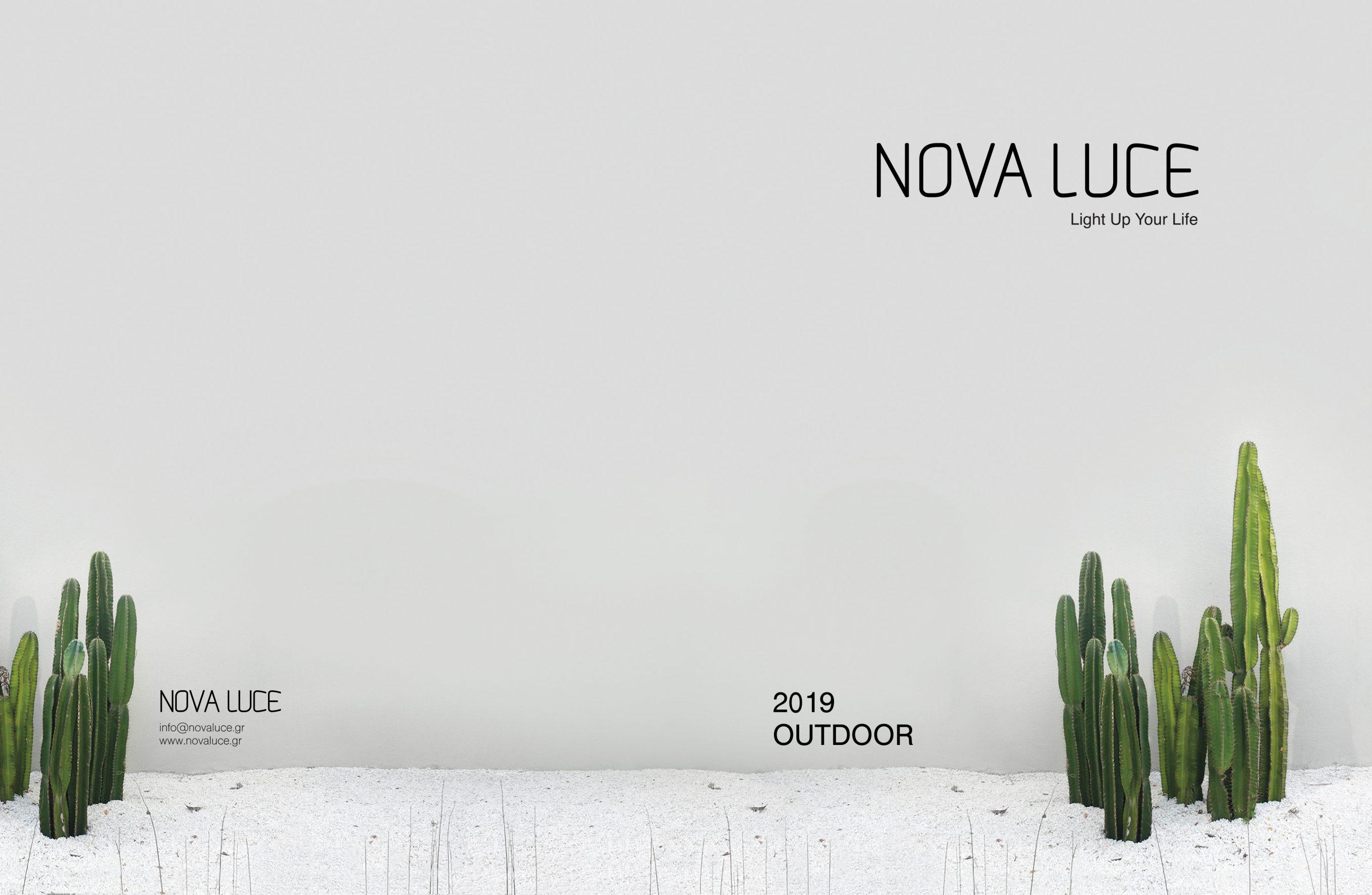 Nova Luce Catalogue 2019 - Outdoor-1