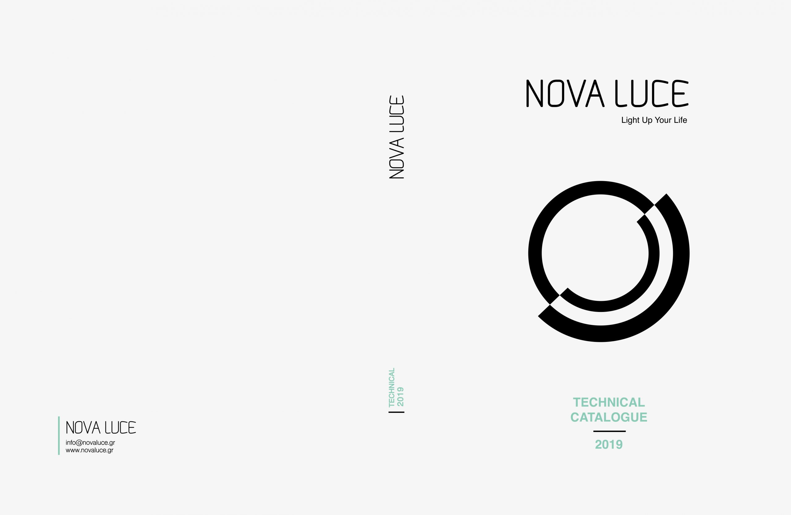 Nova Luce Technical Catalogue 2019-1